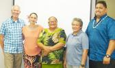 Staff of the American Samoa EPA