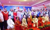 China-Pacific gathering in Samoa