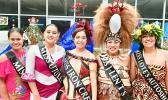 They are In no particular order: Epifania Petelo, Jo-nica Ta'aitulagi Tuiteleleapaga, Brenda Fa'afua Foleni, Menora-Justine M. Samoa, and Tauaitala Leasiolagi.