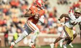 Clemson quarterback D.J. Uiagalele