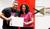 Kings and Pacific Music Awards trustee, Petrina Togi-Saena [Photo: Supplied / Vodafone Pacific Music Awards]