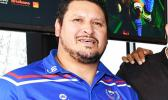 Manusina coach Ramsey Tomokino. [Photo: PHOTOSPORT]