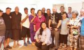 Aumua Amata Radewagen with local Republicans