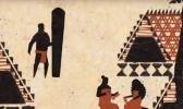 A screenshot from a video explaining early European exploration of the Pacific documented māhū (gender diversity) in Tahiti and Hawaii.