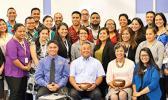the 2019 cohort of the Executive Leadership Development Program in Guam.