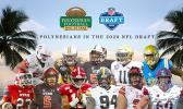 Polynesian football players who took part in the 2020 NFL draft