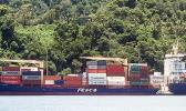 The container vessel, Fesco Askold