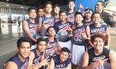 The junior varsity squad of Manumalo Academy