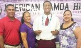Frederick Mauigoa with family members after signing with Washington State