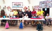 Hope House at Fatuoaiga received a generous $1,000 cash donation from the Genesis Club