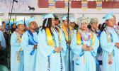 Kanana Fou 2021 graduats during ceremony