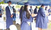 Part of the 19 Iakina Academy 2020 graduates