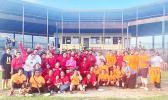 Evolve Softball Teams A & B and the Nu'uuli Giants