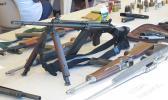 Guns seized in Samoa