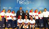 American Samoa HOSA members and advisors