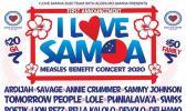 I Love Samoa poster