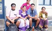 Summer Youth Program Job Fair participants