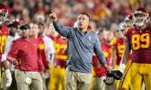 Assistant Head Coach and Recruiting Coordinator for the USC Trojans, Johnny Nansen
