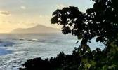 Sunrise scene in Manu'a