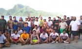 The 2019 Matasaua crew — with skipper Malaepule Fuega Moliga