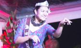 Miss Samoa Papalii Alexandra Iakopo.