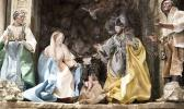 Nativity Scene in the East Room of the White House