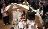 Arden in Ifoga ceremony