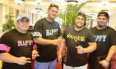 Benhuro, Dr. Rome, Shorty Kap, and Uso Mikey