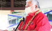 Care taker Prime Minister Tuila'epa Dr. Sa'ilele Malielegaoi