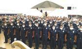 Police Academy graduating class