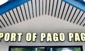 Entrance to Port of Pago Pago