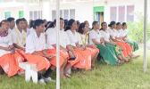 Leone High School Interact Club members