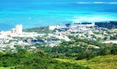 Saipan in the Northern Marianas.