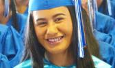 Samoana High School class of 2018 Salutatorian, Arizona Fa'apio Sataua Tua.