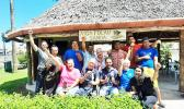 Member of the Samoa Voyaging Society or Aiga Folau Samoa.