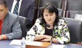 Sandra King-Young, director of the American Samoa Medicaid State Agency