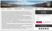 Sex offender website