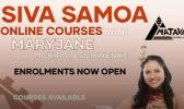 Announcement of Samoa Siva lessons online