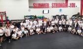 Slimmer Stronger You 5 a.m. workout