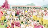 ASHSAA 2020-2021 Varsity Football 'Undefeated' Champions – Tafuna Warriors