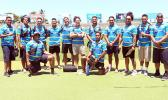 The ASRU American Samoa National Rugby Team Talavalu during