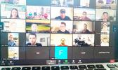A recent zoom meeting on Saturday August 21st
