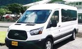 new van for transporting prisoners