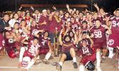 ASHSAA Football Junior Varsity Champions Tafuna Warriors