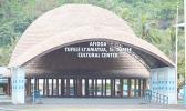 """Afioga Tufele Li'amatua Sr. Tufele Cultural Center"""