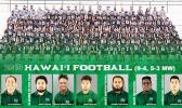 The University of Hawaii Rainbow Warriors