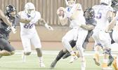 Jeremiah Pritchard brings down Boise State quarterback