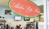 Aloha Poke Shop in Honolulu
