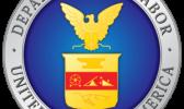 U.S. Dept. of Labor logo