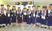 Pacific Horizons 2020 graduating class
